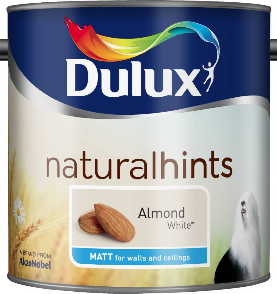 Dulux Matt Natural Hints 5L